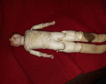 Antique German Doll 1800's