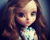 RESERVED LISTING Hermiona  - Custom Ooak Pullip doll by malkama