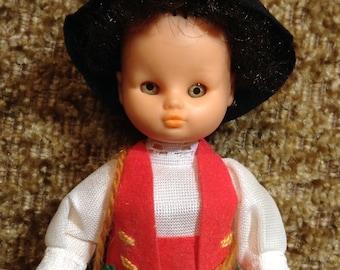 Doll vintage France.