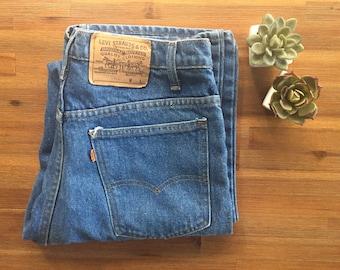 70s Vintage Levi 517 Jeans Waist 29