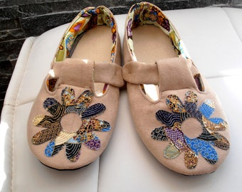 SLIPPERS SHOES WOMEN T37