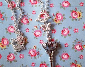 Royal Key Necklace