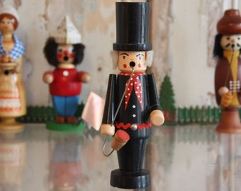 Christmas Incense Smokers: Chimney Sweep - Schornsteinfeger