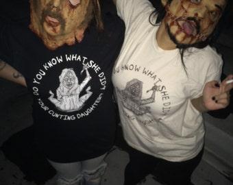 The Exorcist Regan Tshirt