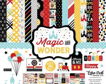 Echo Park Magic & Wonder Collection Kit