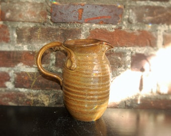 Pitcher - Golden Amber