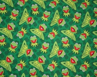 Fitted Pack n Play Sheet - Kermit the Frog
