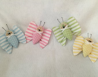 Cute BUTTERFLY ornie / ornament / bowl filler