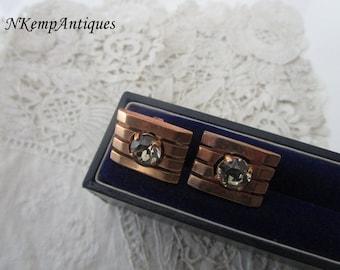 Vintage cufflinks 1930's