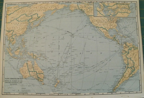 Islands of the pacific ocean mapaustralia china usa canada like this item gumiabroncs Choice Image