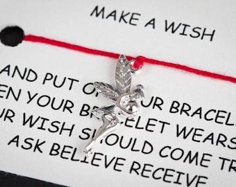 Fairy Wish Charm Bracelet