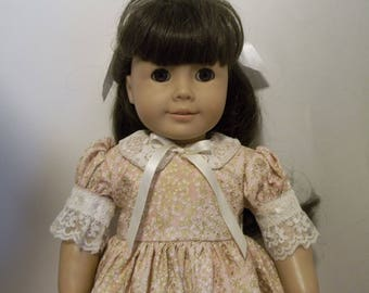 Victorian Inspired dress for American Girl
