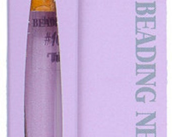 4 Tulip Beading Needles Size 10 Long (TBN-001e)
