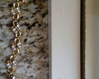Trifari Necklace with Gimbels box