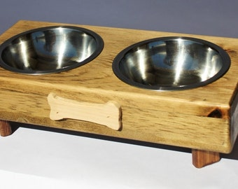 DOG BOWLS ELEVATED Extra Small