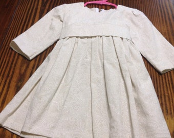 9-12 month dress
