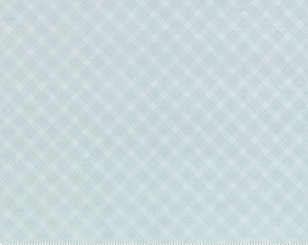 Moda Fabric - Snowfall by Minick & Simpson Ice 14837-24 - Quilt, Quilting, Crafts, Christmas, Holiday