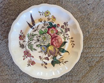 Copeland Spode plate, Great Britain