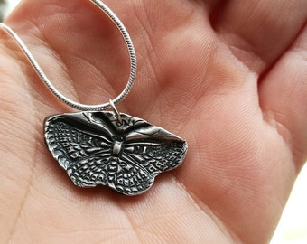 Simple Butterfly Pendant