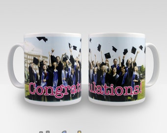 Personalised Mug Cup Design With Your Photos And Text Combo Coffee Tea Gift