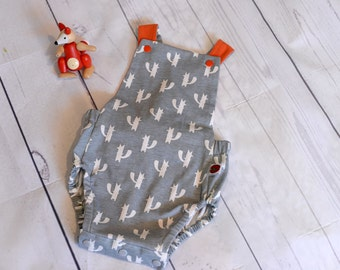 Fox tales baby romper playsuit size 0