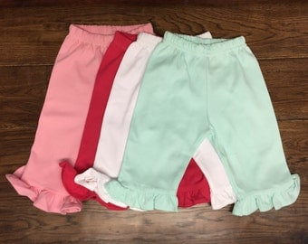 Toddler Frill Pants, Frill Pants, Frilly Pants, Toddler Frilly Pants