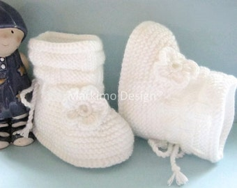 Baby baptism shoes white Baptism shoes white Newborn shoes Christening shoes Baby shoes white Baby girls baptism Infant girl shoes Newborn