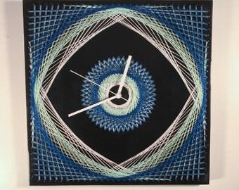 String Art Clock
