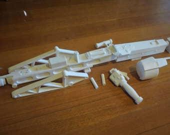 Aliens Smartgun 1:1 Lifesize resin kit. Colonial Marines Smart Gun