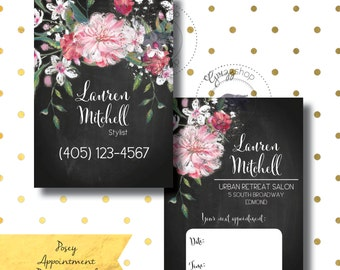POSEY APPOINTMENT Business Card