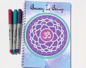 Journal Notepad Notebook Sketchbook  Journaling Diary Notebook Colouring Book By Lizz Mears