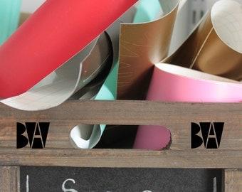 Vinyl Adhesive Scraps. Scrap Vinyl. Vinyl Decals. Matte Vinyl.