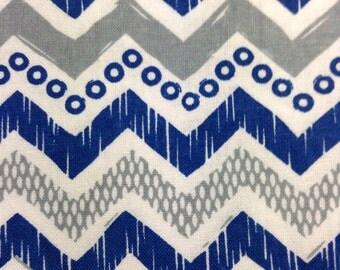 SALE - One Half Yard of Fabric - Decorative Chevron
