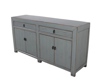 Gray Sideboard Tv Cabinet from Terra Nova Designs