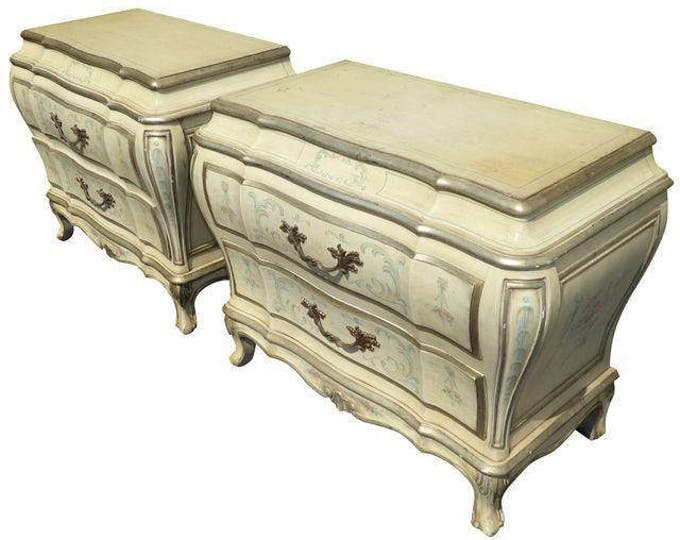 Nightstands Vintage L A furniture