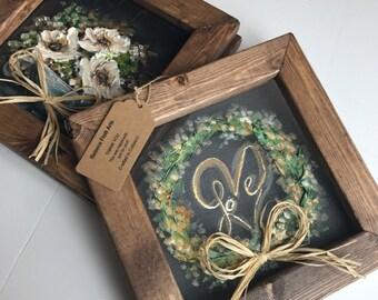 Love wreath,