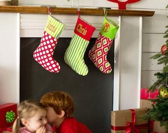 Christmas Stockings / Personalized Christmas Stockings