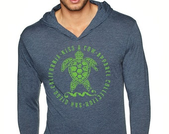 Turtle Shirt brand - by Kiss a Cow
