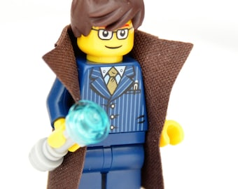 Doctor Who 10th Doctor Custom Lego Minifigure ~ Whovian Lego
