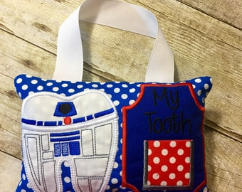Tooth Fairy Pillow R2 Sky Wars