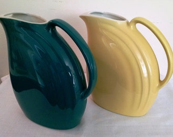 "Classic ""Nora"" Pitchers by Hall China Co."