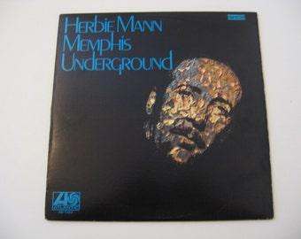 Herbie Mann - Memphis Underground - Circa 1969