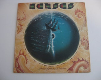 Kansas - Point Of Know Return - Circa 1977