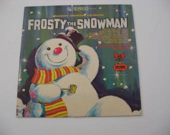 The Caroleer Singers - Frosty The Snowman - Circa 1963