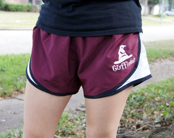 Sorting Hat House Shorts