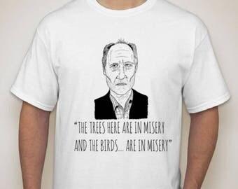 Werner Herzog T-shirt