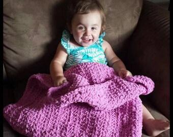 Baby or lap blanket