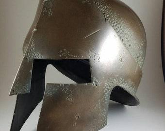 300 Spartan helmet mask prop costume cosplay