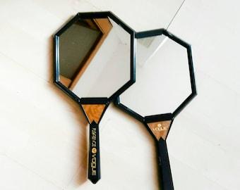 Vintage VOGUE designer mirrors