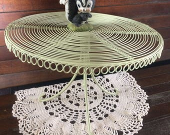 Wire Cake Stand, Vintage Pedestal Cake Stand, Cake Stand, Entertaining, Repurpose